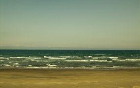 日置市海岸風景