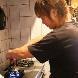 焼酎バー:いぐれっく 倉本 雅史