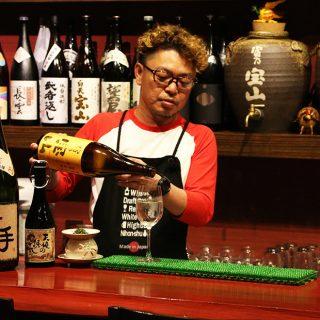 國酒と肴のお店:千手(せんじゅ) 濱崎 太亮