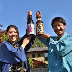 「薩摩宝山」と「綾紫印」が優等賞を受賞しました。