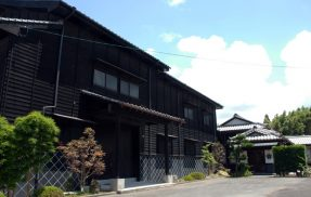 「富乃宝山」が誕生した西酒造の旧醸造蔵